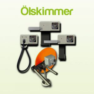 Sonderprodukte Ölskimmer