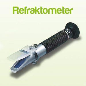 Sonderprodukte Refraktometer
