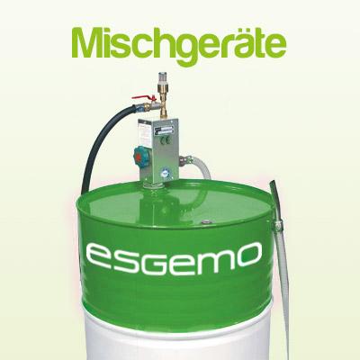 Mischgeräte für wasserlösliche Kühlschmierstoffe - Vorschaubild