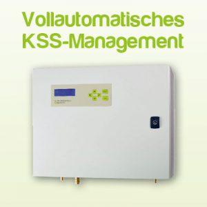 Vollautomatisches KSS-Management (Prüfsystem für wasserlösliche Kühlschmierstoffe) - Vorschaubild